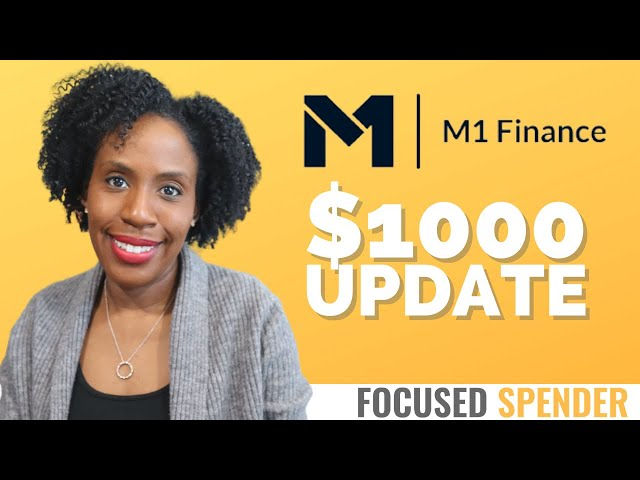 $1000 M1 Finance Portfolio Update - Best & Worst Stocks!!