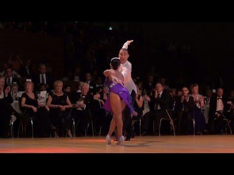 Zaytsev - Kuzminskaya, RUS | 2015 PD World LAT | Final C