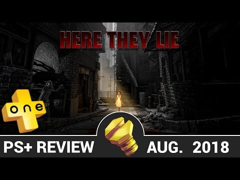 PLUSone - Here They Lie - PlayStation Plus Review