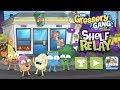 The Grossery Gang: Shelf Relay - Reach your Rotten Friends (Cartoon Network Games)