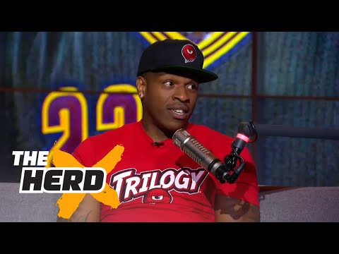 Rashad McCants on 'Kardashian curse', why Kobe Bryant is the GOAT and more | THE HERD