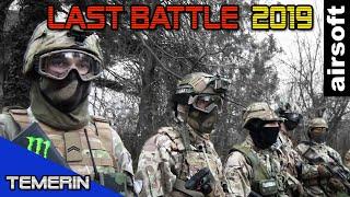 Airsoft Srbija, Last Battle 2019 , Vlog + action