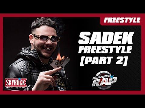 Youtube: Sadek – Freestyle«N**** le casino » [Part. 2] #PlanèteRap