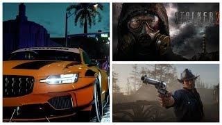 Жестокие игры не дают покоя, Need for Speed Жара, Assassin's Creed перезагружают   Игровые новости