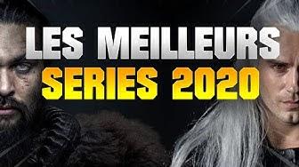 TOP 6 DES MEILLEURS SÉRIES A VOIR ABSOLUMENT ! 2020