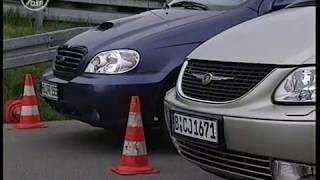 Motorvision Kia Carnival vs. Chrysler Grand Voyager