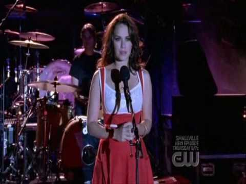 """Haley's performing """"Feel This"""" on USO Concert"""