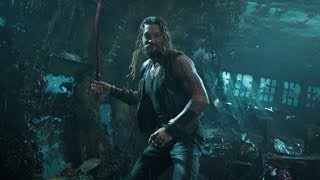 Aquaman - Attitude - Now Playing In Theaters