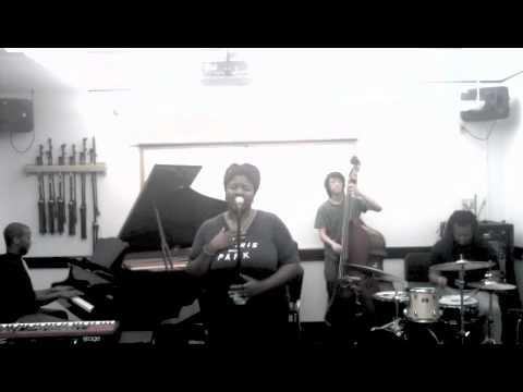 Erykah Badu - Green Eyes (Cover) Jazmin Yvonne