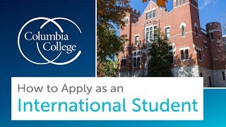 How to Apply as an International Student