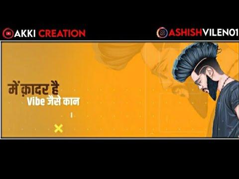 sunn-na---bali-rap-status---hindi-rap-status---whatsapp-status-2020---akkicreation🎭