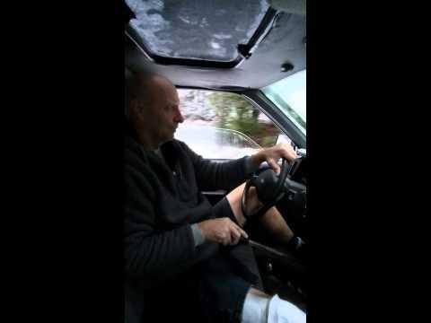 One leg driving