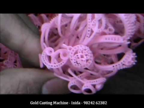 Gold Jewellery Vacuum Casting Machine India4