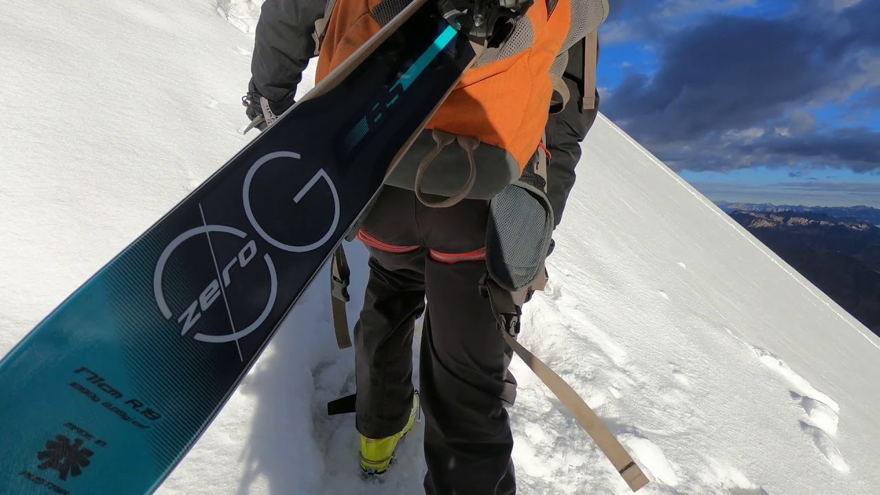 Kang Yatse '18 (ski descent)