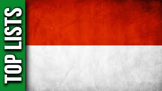 Video 10 Things You Didn't Know About Indonesia download MP3, 3GP, MP4, WEBM, AVI, FLV Januari 2018