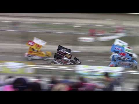 Deming Speedway, WA - Micro 600 Open Heat Race - August 16, 2019