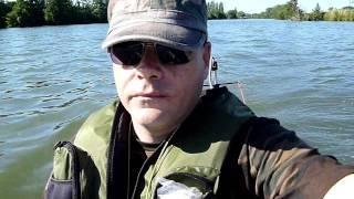 kayak rtm pèche moteur électrique