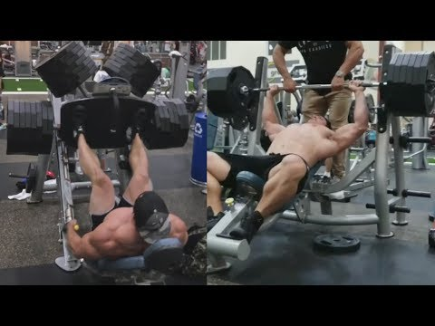 Thumbnail: Brad Castleberry Will Never Stop With Fake Weights!