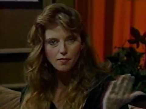 Bebe Buell on the Joe Franklin Show 1981