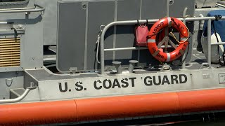 Coast Guard members working without pay during shutdown