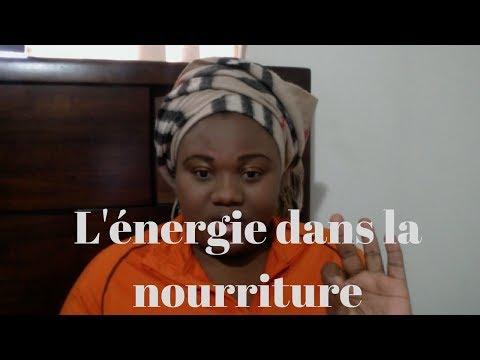 Africain BIO & Nutrition (L'énergie dans la nourriture) #7