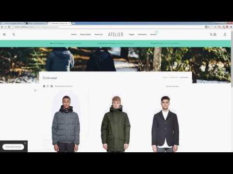 Atelier review – Multi-Purpose eCommerce WP theme