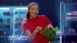 Just Eat and The X Factor | Aimee Neill