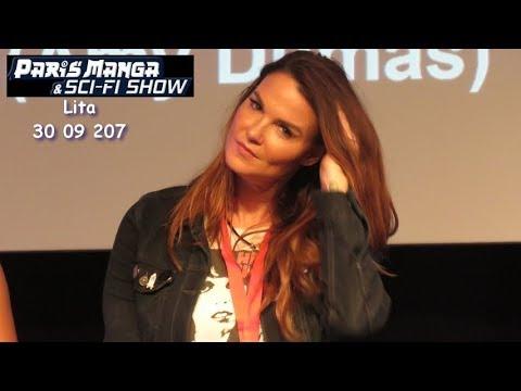 Paris Manga & Sci-Fi Show 24 - Lita (30 09 2017)