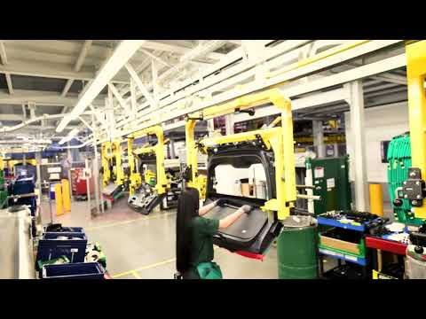 A day in the life | Jaguar Land Rover