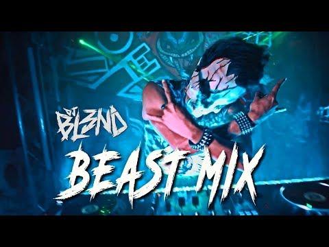 DJ BL3ND - (BEAST MIX) | DUBSTEP, DRUMSTEP, DRUM N BASS