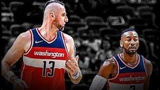 【NBA】ピック&ロールは必見!ナイスなコンビプレイ!【ウォール&ゴータット】
