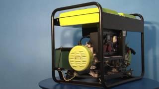 Дизельный генератор Dalgakiran DJ 7000 DG-E(, 2010-11-12T09:34:22.000Z)