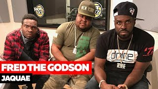 FRED THE GODSON FREESTYLES ON FLEX | #FREESTYLE072