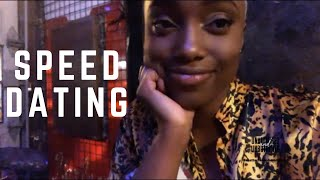 VLOG: My First Time Speed Dating