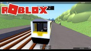 ADVENTURING AS A GUEST!! | TRAINS | ROBLOX