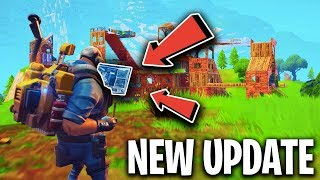*NEW* TURBO BUILDING UPDATE CHANGES EVERYTHING!! ( Fortnite News )