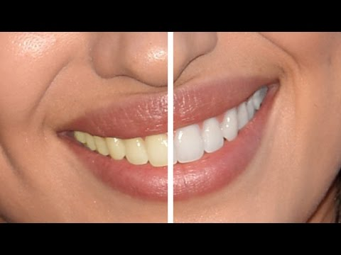Photoshop Cc Tutorial How To Whiten Teeth Quick Tip For Beginners