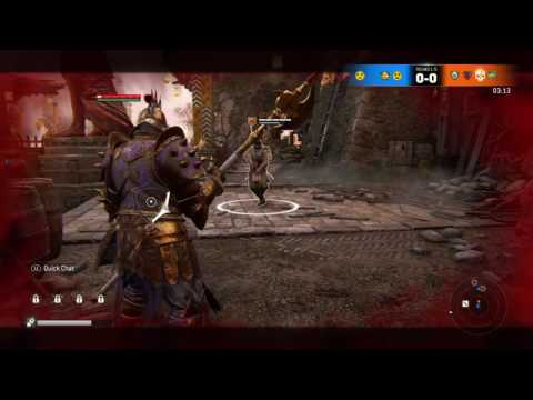 For Honor_BS arochi spin