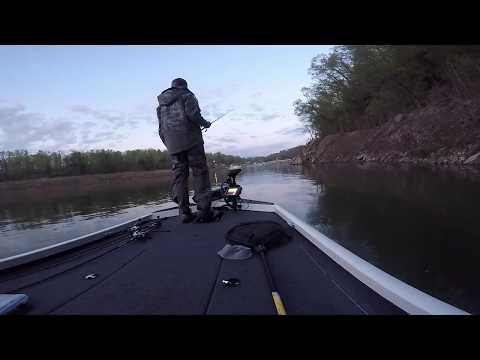 Boone Lake (Jig Fishing)