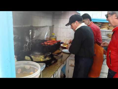 TUNISIAN STREET FOOD (SFAX)