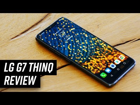 LG G7 Review: Enough to Compete?