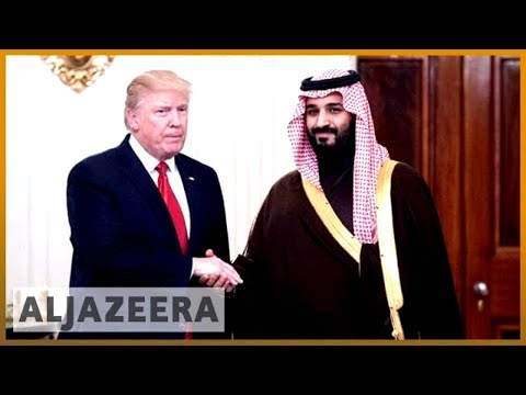 Analysis: 'Trump trying to sell visiting Saudi crown prince to American public' | Al Jazeera English