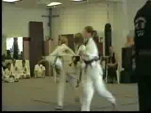 Jordan Johnston Kenpo Karate