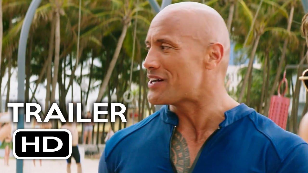 Baywatch Trailer #3 (2017) Dwayne Johnson, Zac Efron ...