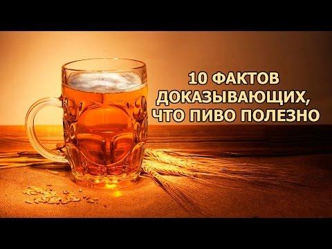 10 ФАКТОВ ДОКАЗЫВАЮЩИХ, ЧТО ПИВО ПОЛЕЗНО