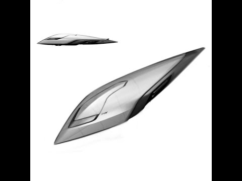 Spaceship 2D to 3D Demo