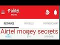 Airtel money secrets