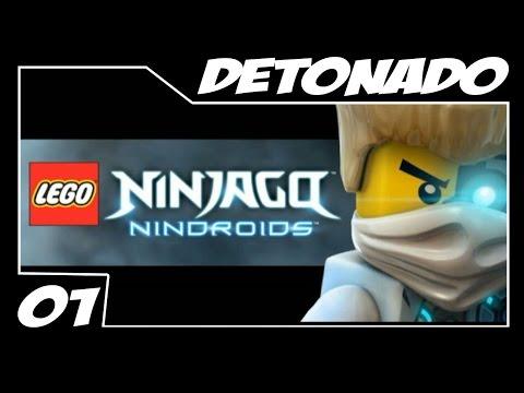 LEGO: Ninjago Nindroids - PSVITA - Parte 1- SKYNET? [Legendado PT-BR]