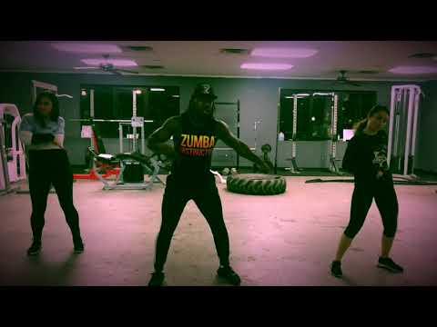 Gbese wizkid ft Trey Songz zumba choreo by Nate The Turnupking