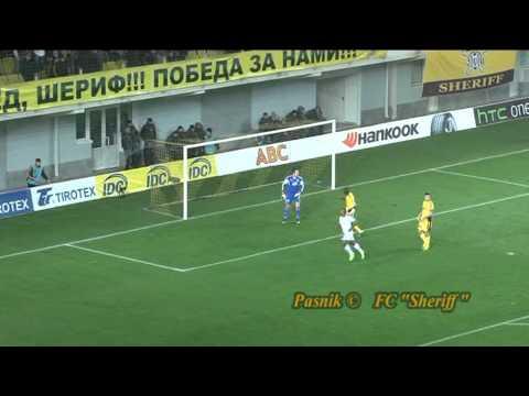 Лига Европы, нарезка Шериф - Тоттенхэм, 0-2,  24.10.13